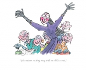 Roald Dahl - Quentin Blake - The Witches