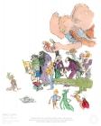 Roald Dahl & Quentin Blake 40th Anniversary