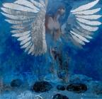Robert Heindel - Floating Angel No 11