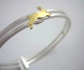Run Hare Run Bangle