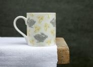 Sam Wilson Headlong Hare Medium Pattern Mug