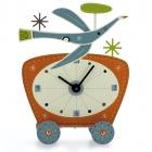Sea Bird Clock