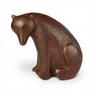 Seated Bear