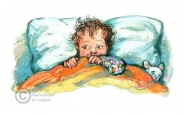Shirley Hughes - What's at the end of the bed