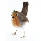 Simon Brown - Needle Felted Robin