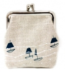 Small Boats Purse