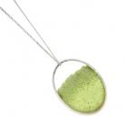 Small Olive Pendant