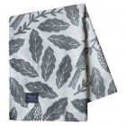 Songbird Grey Tea Towel