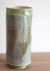 Tall Green Vessel