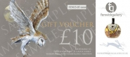 Ten Pounds - Gift Voucher