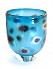 Turquoise Spot Reduction Bowl