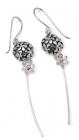 Wild Grass Drop Earrings