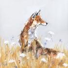 Wildflower Fox