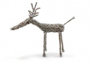 Wire Knit Reindeer- Small