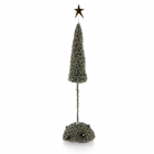 Wire knitted Christmas Tree
