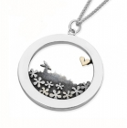 Hare necklace - emedhl