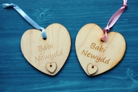 Babi Newydd Hearts