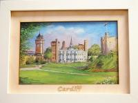 Cardiff Castle Print