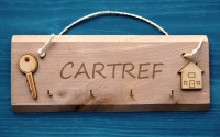 Cartref Key Holder