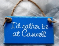 Caswell Plaque