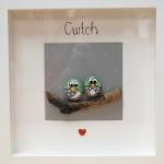Cwtch 2 Green Owls