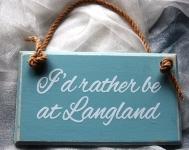 Langland Plaque