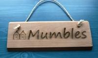 Mumbles Plaque