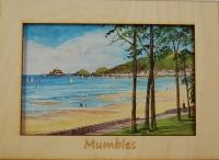 Mumbles Print