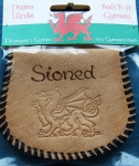 Sioned Leather Purse
