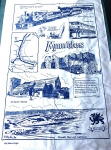 Tea Towel Of Mumbles