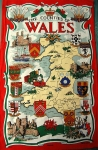 The Counties of Wales