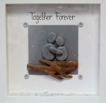 Together Forever White Crystals
