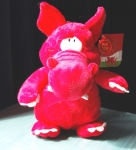 Welsh Dragon Toy