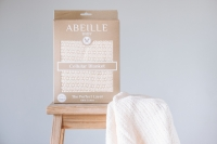 Abeille Cellular Blanket - Buff Tail