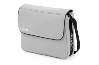 BabyStyle Oyster Changing Bag in Pure Silver