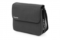 BabyStyle Oyster Changing Bag in Tungsten Grey