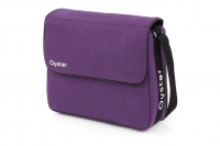 BabyStyle Oyster Changing Bag in Wild Purple