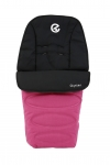 BabyStyle Oyster Footmuff in Wow Pink