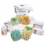Bambino Mio MioSoft Premium Birth to Potty Pack (Geometric)