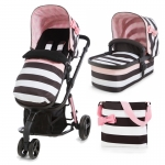 Cosatto Giggle 2 Pram & Pushchair in Go Lightly 3