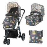 Cosatto Giggle 2 Pram & Pushchair in Hygge Houses