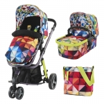 Cosatto Giggle 2 Pram & Pushchair in Spectroluxe