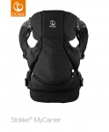 Stokke MyCarrier Front & Back Carrier - Black