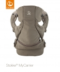 Stokke MyCarrier Front & Back Carrier - Brown