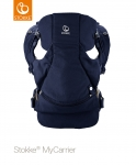 Stokke MyCarrier Front & Back Carrier - Deep Blue