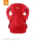 Stokke MyCarrier Front & Back Carrier - Red
