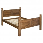 5' high end bed