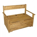 Corona Monks bench