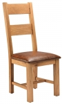 Rutland Dining Chair with seat pad