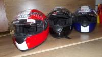 3 GO Helmets